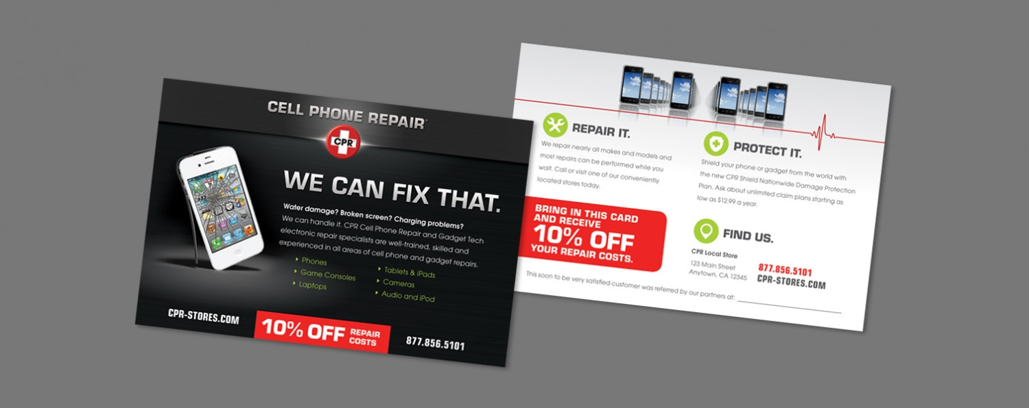 CPR Direct Mail