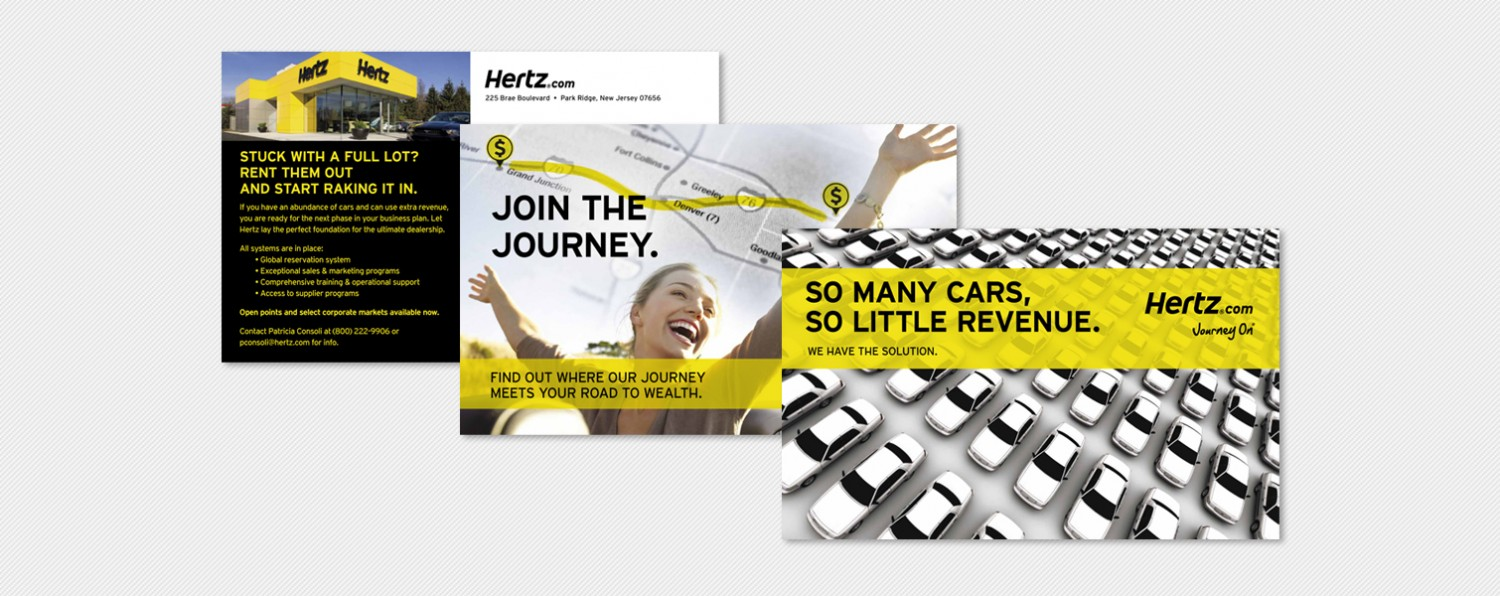 Hertz Direct Mail