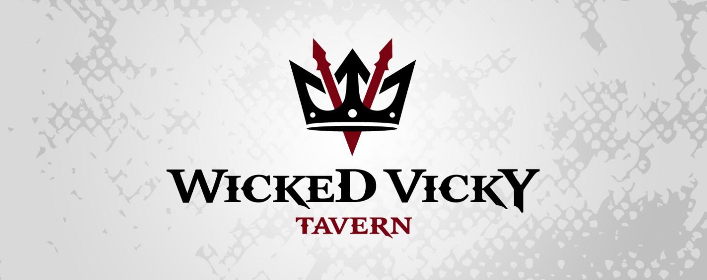 Wicked Vicky Tavern Logo