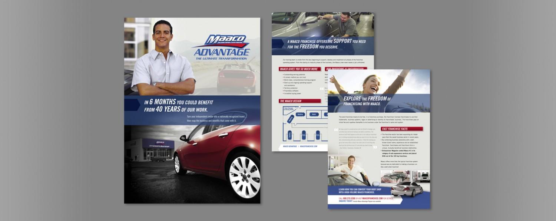 Maaco Multi Page Advert