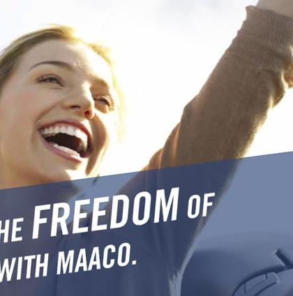 Maaco & Meineke Branding