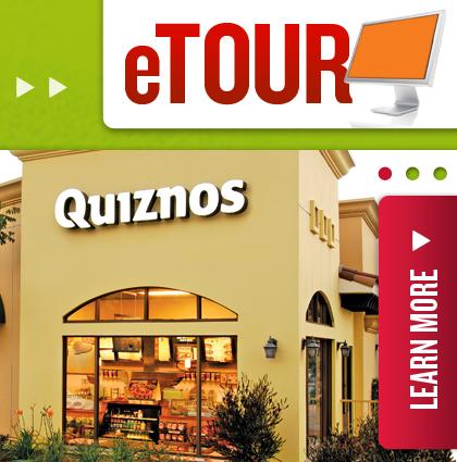 Quiznos Website